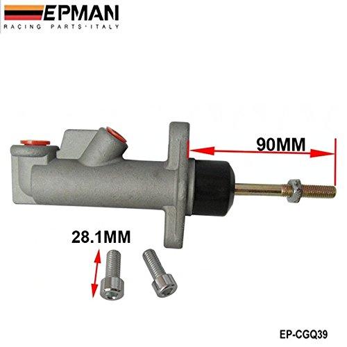 Brake Clutch Master Cylinder 0.625 Remote Hydraulic Handbrake EP-CGQ039: