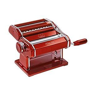 La prima macchina per la pasta realizzata in ogni sua parte con materiali che non rilasciano sulla pasta metalli pesanti