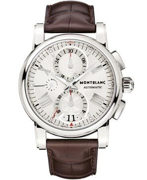 eedbd24167a Image Unavailable. Image not available for. Color  Montblanc Star 4810 Chronograph  Automatic ...