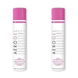 Aerogel Hair Finishing Spray 3 oz. – 4 cans