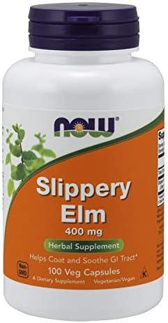NOW FOODS SLIPPERY ELM Pulver 113g SUPER PREIS
