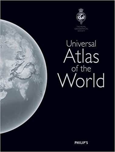 Back To Earth And Its Grubby Shades Of >> Philip S Universal Atlas Of The World 9781849071246 Amazon Com Books