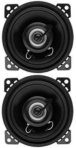 - Planet Audio TRQ422 Torque 200 Watt (Per Pair), 4 x 6 Inch, Full Range, 2 Way Car Speakers (Sold in Pairs)