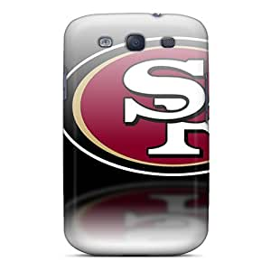 Pollary Snap On Hard Case Cover San Francisco 49ers Protector For Galaxy S3