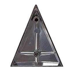 L40919 New John Deere Metal Hood Ornament 2040 215