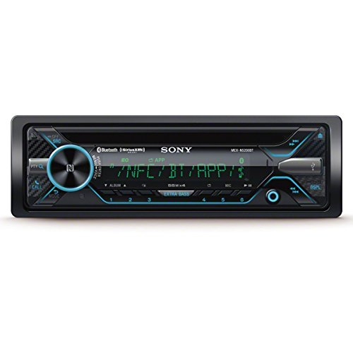 Sony MEX-N5200BT CD Receiver with Bluetooth
