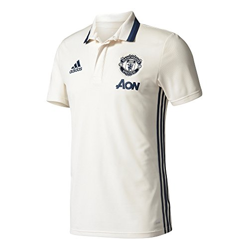 adidas MUFC TRG Polo Manchester United FC, Hombre: Amazon.es ...