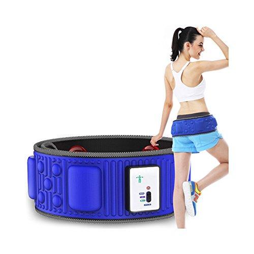 Huluwa Slimming Belt Electric Weight Lose Belt Vibration Massage Burning Fat Lose Weight Shake Belt Waist Trainer