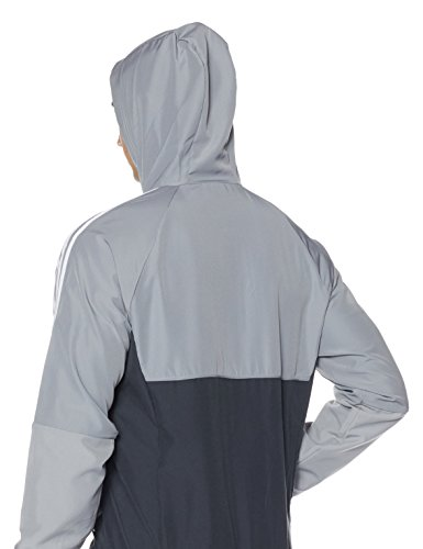 gris Adidas Pre blanco Manchester grinoc Vestes Grey Homme United Fc 0qra0g