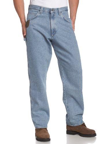 Riggs Workwear By Wrangler Men's Work Horse Jean,Vintage Indigo,40W x 32L (Wrangler Carpenter Jeans Men)