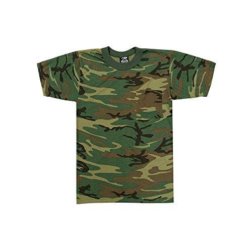 Woodland Green Camouflage - 6