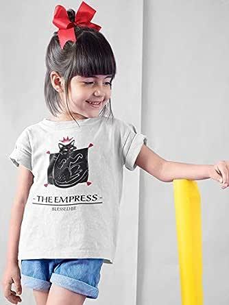 The Empress Blessed Be aTIQ T-Shirt for Girl, 34 EU