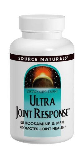 Source Naturals Ultra Joint Response, Promotes Joint Health, 180 Tablets