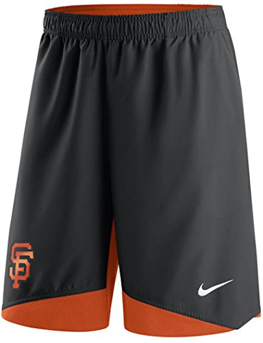San Francisco Giants Nike Authentic Collection Dri-FIT Fly Shorts - Nike Embossed T-shirt