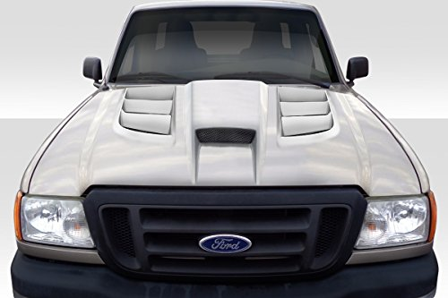 Viper Look Hood - 1 Piece Body Kit - Fits Ford Ranger 2004-2011