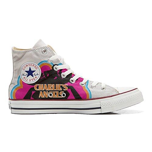 Handwerk Charlies Converse personalisierte Produkt All Angels Star Schuhe 7n7wC4pq