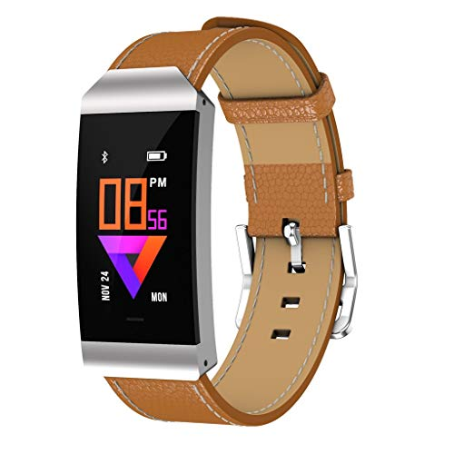 YEZIJIN watch Smartwatch for Men Women - S7 IP67 Waterproof Smartwatch Heart Rate Blood Pressure Monitor Fitness Tracker for Father Men Kids Youth Teens Boyfriend Lover's Birthday Gift