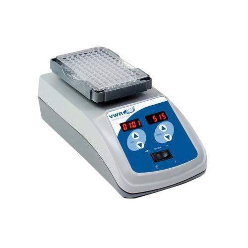 VWR 89399-884 Advanced Microplate Vortex Mixer, 3.5mm Orbit, 120V, 0.25 Amps, 30W ()