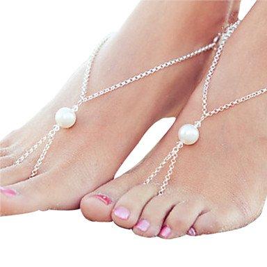 Y&XL&H jewelry Und & XL & H Mode häkeln Baumwolle Fuß Schmuck ...