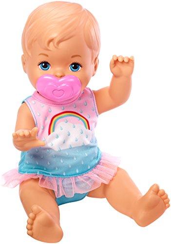 Little Mommy Drink & Wet Deluxe Doll