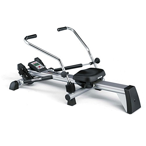 Kettler Home Exercise/Fitness Equipment: Favorit Rowing Machine by Kettler