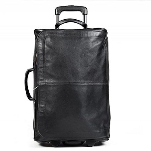 "Bosca Tribeca 22"" Wheeled Bag Black"