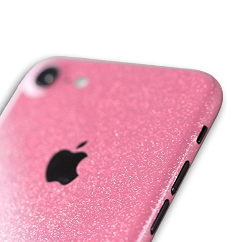 AppSkins Folien-Set iPhone 7 Full Cover - Diamond rose