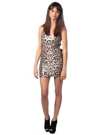 41Y%2BeTMkUjL._SY445_ amazon com renee c womens spaghetti strap dress taupe black,Renee C Womens Clothing