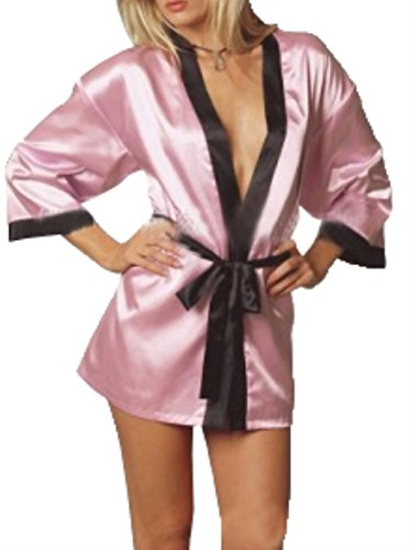Japanese Lingerie Bathrobe Chemise Sleepwear product image
