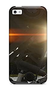 Cute Appearance Cover/tpu AwhifAV26746KIiNk Battlefield 4 Case For ipod touch5