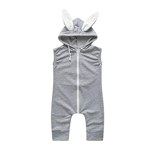Simplee Kids Animal Bunny Baby Easter Summer Sleeveless for sale  Delivered anywhere in USA