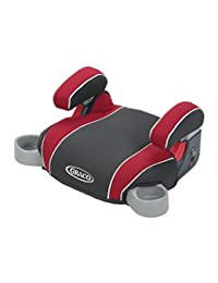 Graco Backless Turbo Booster Car Seat, Chili Red BOBEBE Online Baby Store From New York to Miami and Los Angeles
