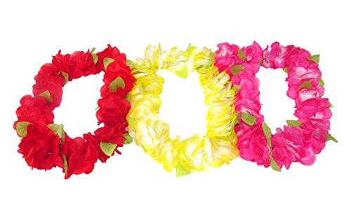 WGI T (Hawaii Themed Costume)