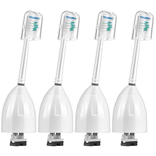 CECP Replacement toothbrush Heads for Philips Sonicare E-Series, Fit for Sonicare Essence, Extreme, Elite, Advance, and CleanCare Electric Toothbrush(4 Packs)