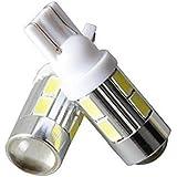 Guance WV001RCA0147 T10 LED Parking Bulb for Honda Amaze (Set of 2)