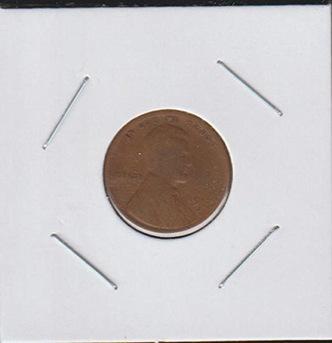 1917 S Lincoln Wheat (1909-1958) Penny Good