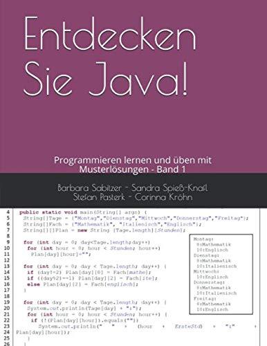 java programmieren lernen