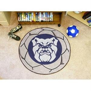 Butler University Soccer Ball Rug