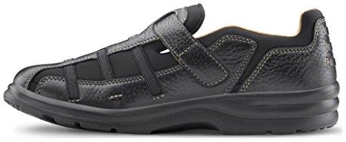 Dr. Confortable Betty Noir Extensible Diabétique Chaussures De Sport