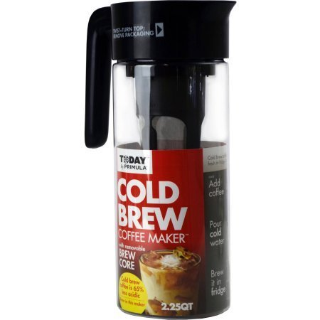 Cold Brew Coffee Maker with Removable Brew Core by Primula