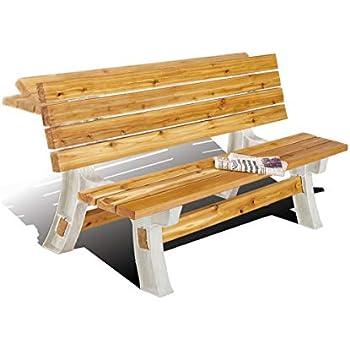 Amazon.com : 2x4basics 90110ONLMI Custom Flip Top Bench to