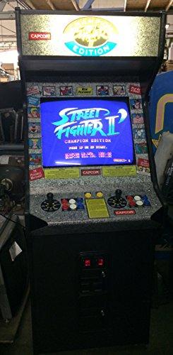 Street Fighter Arcade - Street Fighter Champion Edition Arcade Game