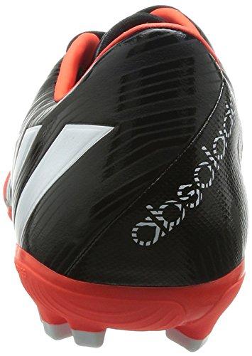adidas Performance Predator Absolado Instinct AG Herren Fußballschuhe Schwarz (Core Black/FTWR White/Solar Red)