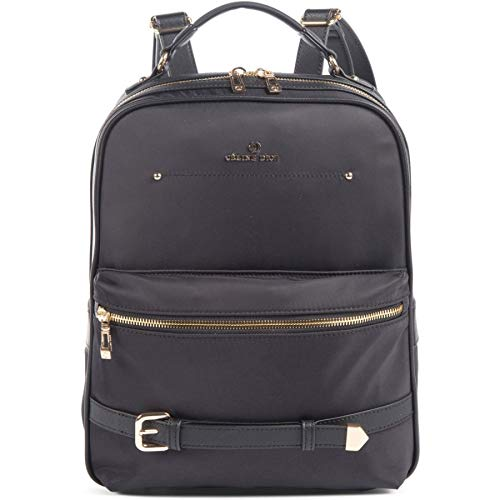 Price comparison product image Celine Dion Carrying Case (Backpack) Travel Essential - Black,  Gold