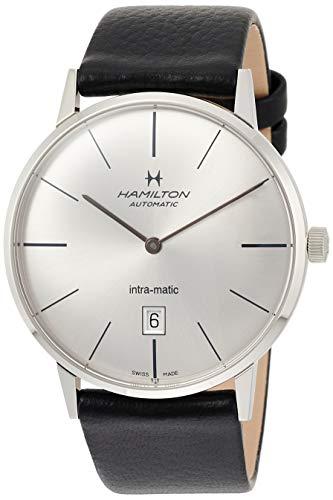 Mans watch R.HAMILTON XL INTRA-MATIC.AC.ESF.PL- - Watch Swiss Pl