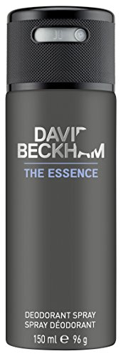 David Beckham Deodorant Spray for Men, The Essence, 5 Ounce