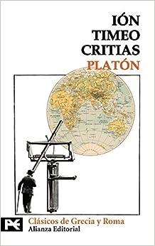 Ion - Timeo - Critias (Biblioteca Tematica / Thematic Library) by Platon (2004-06-30)