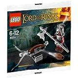 LEGO Il Signore Degli Anelli: Uruk-Hai Con Ballista Set 30211 (Insaccato)