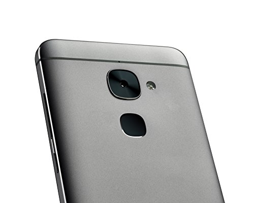 "LeEco | Le S3 Unlocked Dual-SIM Smartphone; 5.5"" Display, 16MP Camera, 4K Video, 32GB Storage, 3GB RAM - Gray (U.S. Warranty)"