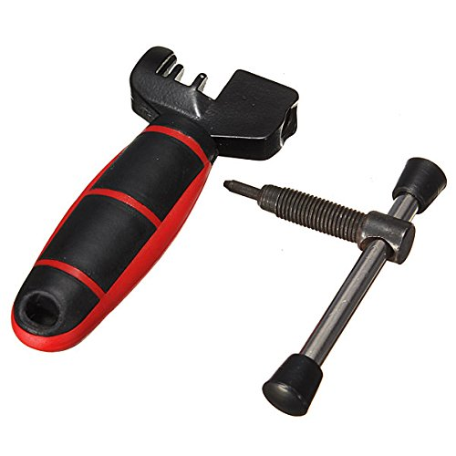 Adealink Fashion Bicycle Chain Breaker Metal Removal Tool Remover Repairing Tools Bike Chains Cutter Cycling Pin Splitter Device